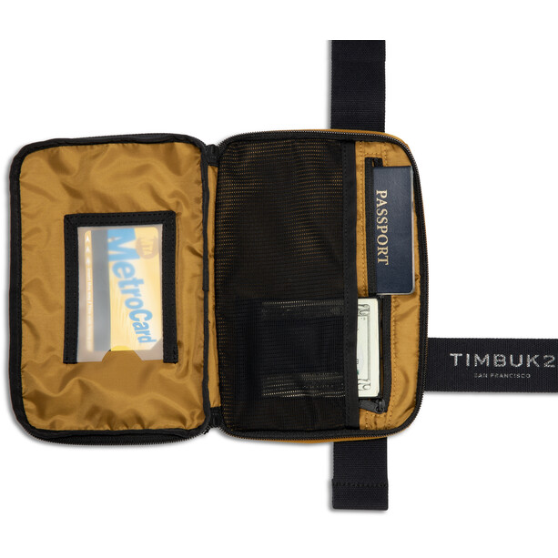 Timbuk2 Slingshot Crossbody-Tasche brass