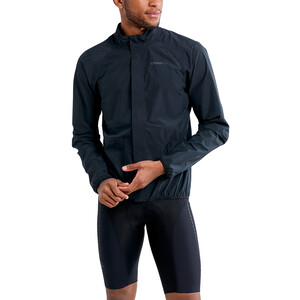 Craft Adopt Rain Jacket Men, black black