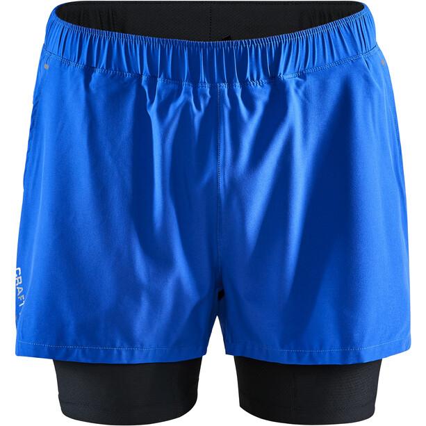 Craft ADV Essence 2-in-1 Stretch Shorts Herren burst