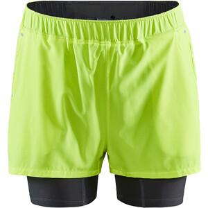 Craft ADV Essence 2-in-1 Stretch Shorts Herren flumino flumino