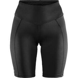 Craft ADV Essence Kurze Tights Damen schwarz schwarz