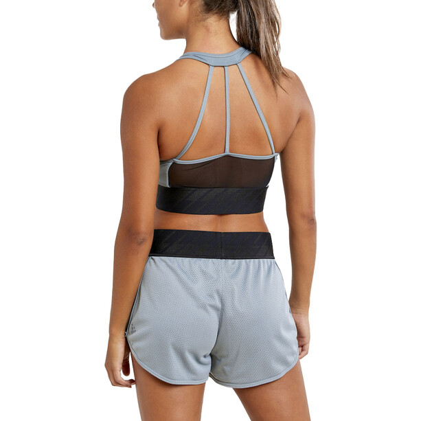 Craft Charge Cropped Mesh Singlet Damen lead