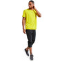 Craft Charge T-shirt à maille Homme, jaune