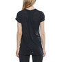 Craft Charge T-shirt Col rond Femme, black