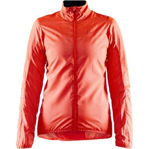 Craft Essence Light Windjacke Damen rot rot