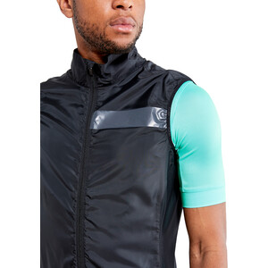 Craft Essence Light Wind Vest Men black black