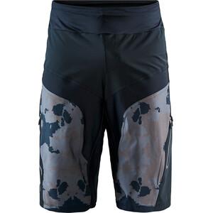 Craft Hale XT Shorts Herren black/multi black/multi