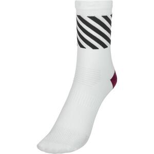 Craft Specialiste Cool Fahrrad Socken weiß/rot weiß/rot