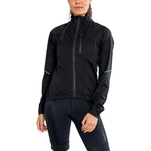 Craft Stride Regenjacke Damen black black