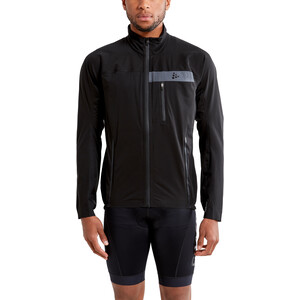Craft Surge Rain Jacket Men black black