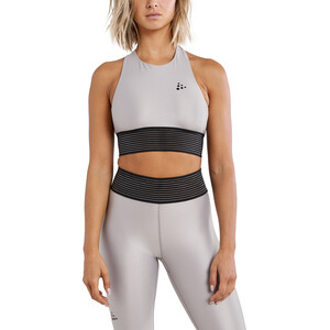 Craft UNTMD Cropped X-Singlet Damen ash ash