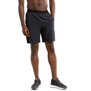 Craft Vent 2-In-1 Racing Shorts Herren black black