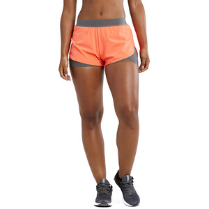 Craft Vent 2-i-1 racing shorts Dame shock shock