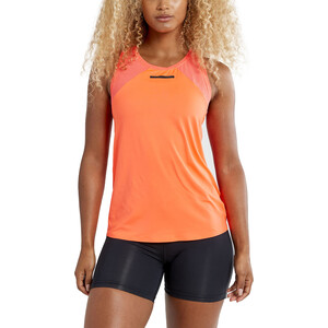 Craft Vent Mesh Singlet Damen shock shock