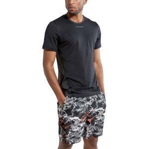 Craft Vent Kurzarm Mesh T-Shirt Herren black black