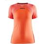 Craft Vent Kurzarm Mesh T-Shirt Damen shock