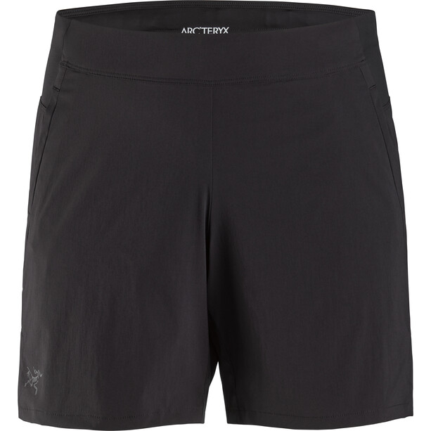 "Arc'teryx Taema 6"" Shorts Dam black"