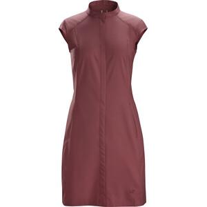 Arc'teryx Cala Dress Dam pink pink