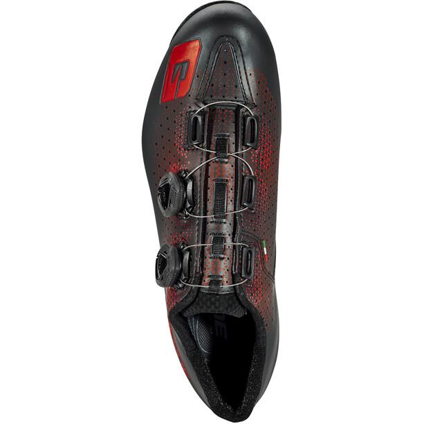 Gaerne Carbon G.Chrono Cycling Shoes Herr black/red
