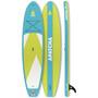 Indiana SUP Apatcha 11'6 Sky Aufblasbares SUP Board blue/lime