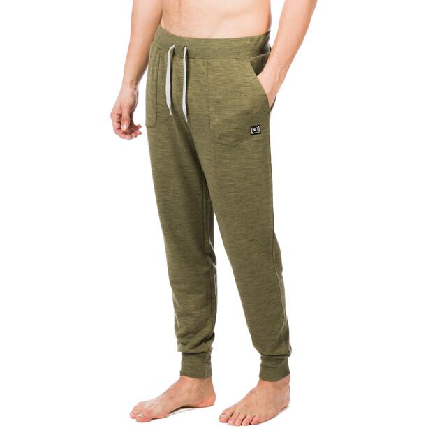 super.natural Essential Cuffed Pants Men Bamboo 3D