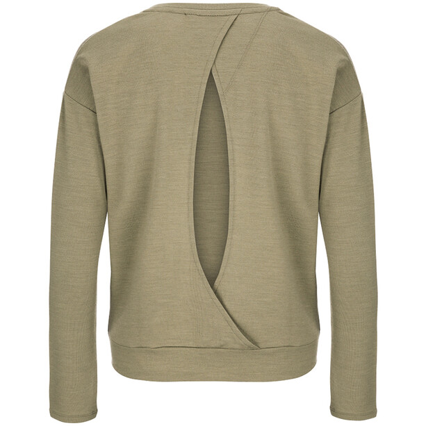 super.natural Jonser Sweater Women Bamboo