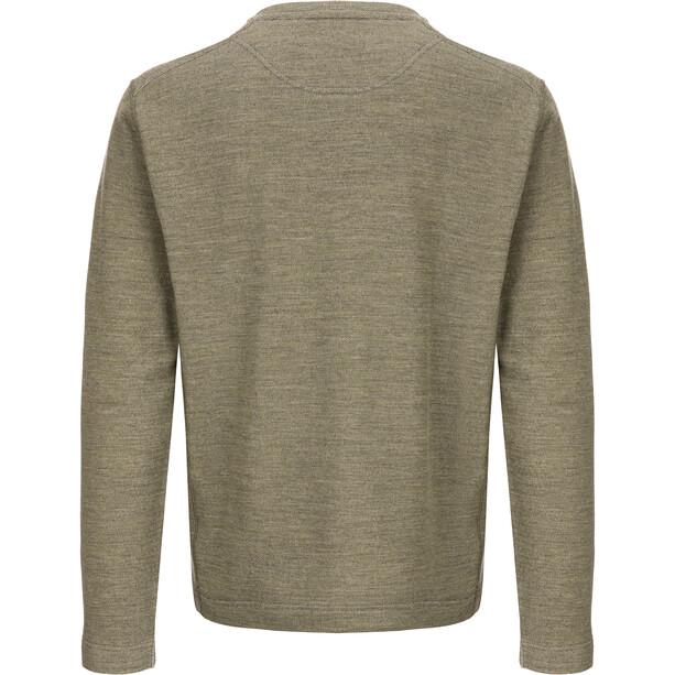 super.natural Knit Sweater Men Bamboo 3D