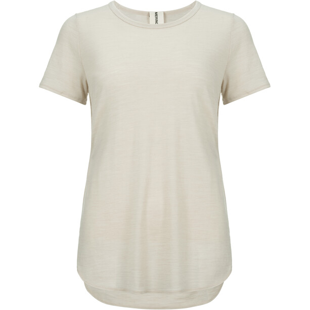 super.natural Comfort Japan T-Shirt Damen light sand