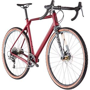 RONDO Ruut CF2 Gravel Plus burgundy/gray burgundy/gray