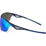 Red Bull SPECT Flow Sonnenbrille matte white/matte blue/smoke-blue