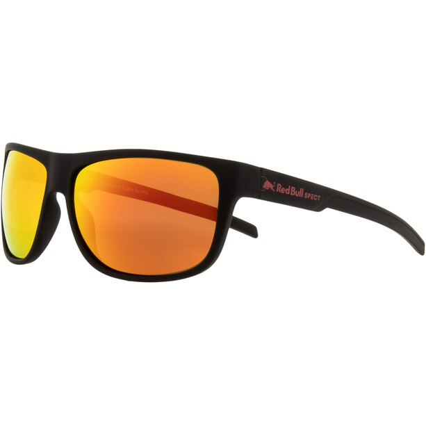 Red Bull SPECT Loom Sonnenbrille black/brown-red
