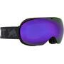 musta/violetti