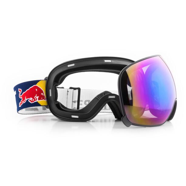 Red Bull SPECT Magnetron Lunettes de protection, black/blue snow