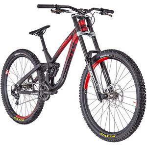 "NS Bikes Fuzz 1 29"" black/red black/red"