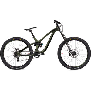 "NS Bikes Fuzz 2 29"" army green army green"