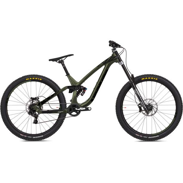 """NS Bikes Fuzz 2 29"""" army green"""