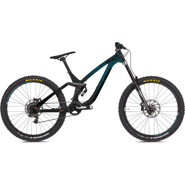 "NS Bikes Fuzz 27.5"" black/teal"