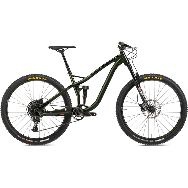 "NS Bikes Snabb 130 29"" army green"