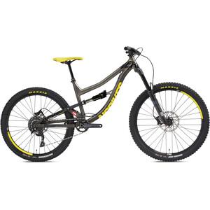 NS Bikes Nerd HD grau/gelb grau/gelb