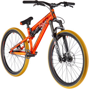 """NS Bikes Soda Slope 26"""", oranssi oranssi"""