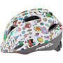 Red Cycling Products Rider Kid Helm Kinder white