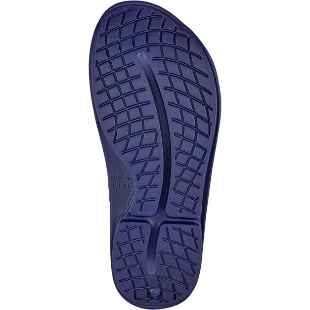 OOFOS Ooriginal Sandaler Blå