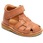 bisgaard Birke Sandals Barn tan