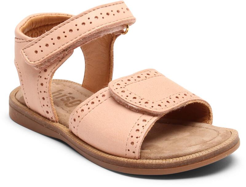 bisgaard Andrea sandaler Barn Beige/Rosa EU 33 2020 Sandaler