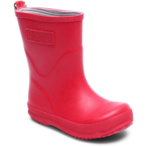 bisgaard Basic Rubber Boots Barn Red Red