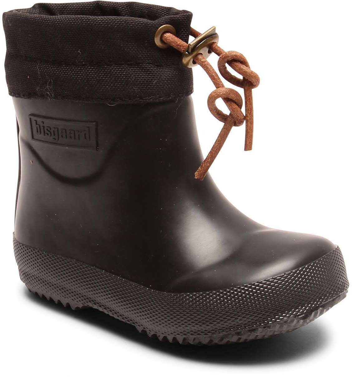 bisgaard Thermo Baby Rubber Boots Barn Blue