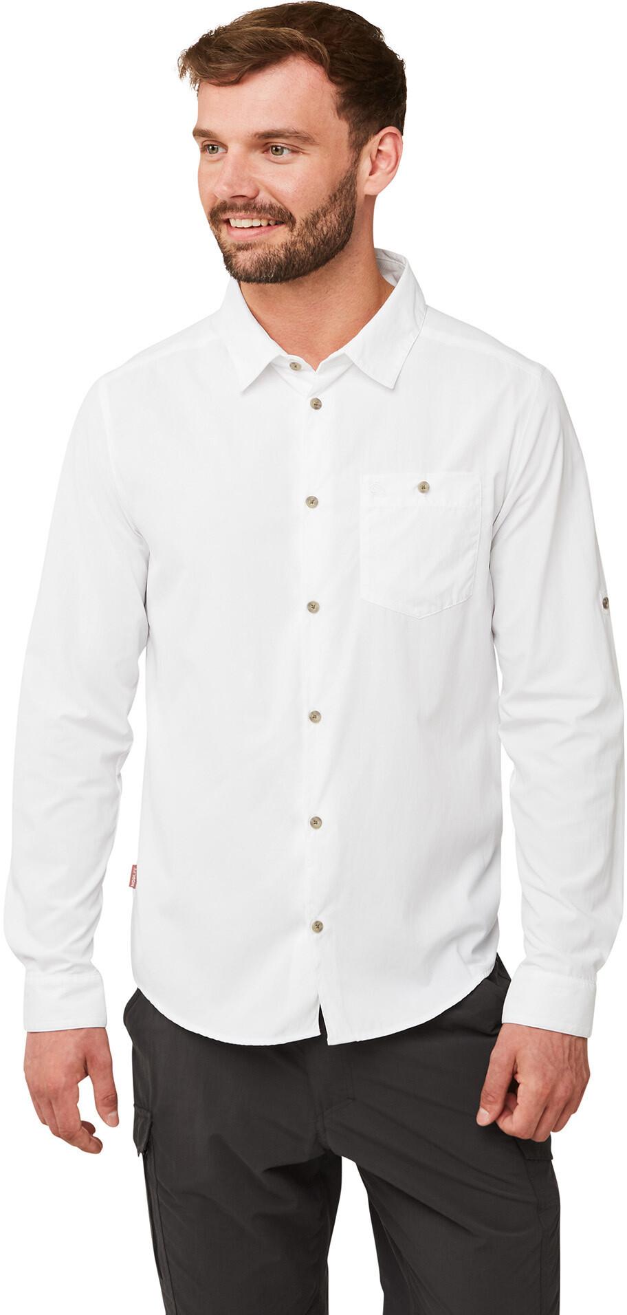 Craghoppers CR165/NosiLife Adventure Herren lang/ärmeliges Hemd