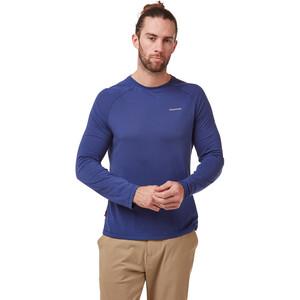Craghoppers NosiLife Bayame II Langarm T-Shirt Herren lapis blue lapis blue