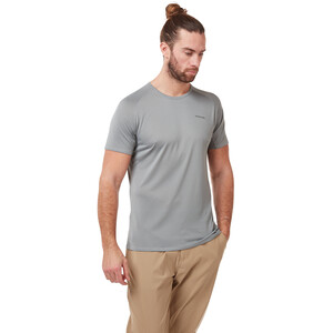 Craghoppers NosiLife Kurzarm Baselayer T-Shirt Herren cloud grey cloud grey