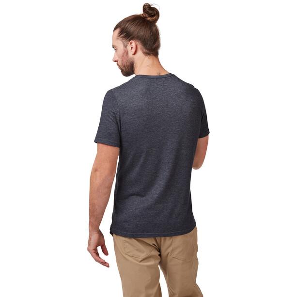 Craghoppers NosiLife Ina T shirt Homme, bleu